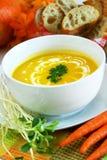 суп моркови стоковая фотография rf