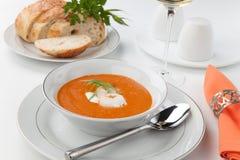 Суп омара Стоковые Фото