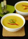 суп осени теплый Стоковая Фотография