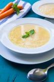 суп ресторана еды цыпленка китайский Стоковое Изображение