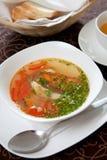 суп рыб Стоковые Фото