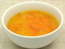суп сорго морковей Стоковая Фотография RF