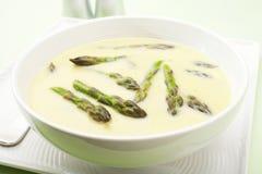 Суп спаржи Стоковое Изображение RF