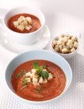 Суп томата Стоковое Изображение RF