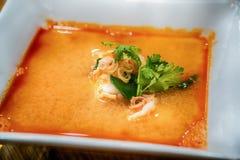 Суп Тома Yum Kroong Стоковое Фото
