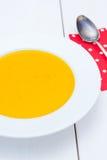 Суп тыквы Хоккаидо Стоковое Фото
