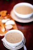 суп хлеба шаров Стоковые Изображения