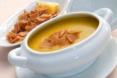 суп чечевицы шутих Стоковое Фото