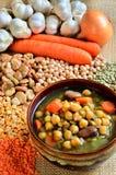 суп legume Стоковое Фото