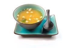 суп miso Стоковое Фото