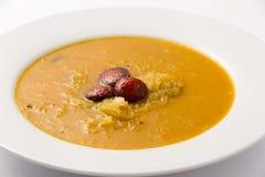 Суп Sauerkraut Стоковая Фотография