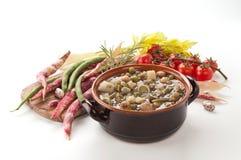 суп vegetal Стоковые Фотографии RF