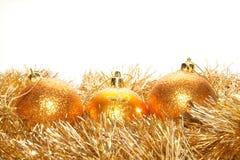 сусаль золота украшений Стоковое Изображение