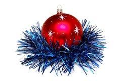 сусаль рождества шарика Стоковое фото RF