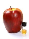 суть яблока Стоковое фото RF