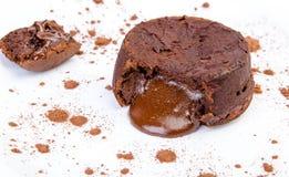 Суфле шоколада Стоковые Изображения RF