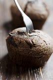 суфле шоколада Стоковое фото RF