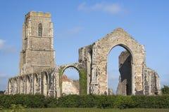 суффольк st Англии s covehithe церков Андрюа Стоковые Фото