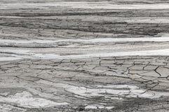 Сухая долина грязи Стоковое Изображение RF