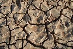 сухая почва Стоковое фото RF