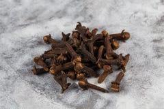 Сухая специя гвоздичного дерева Стоковые Фотографии RF