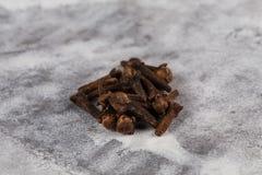 Сухая специя гвоздичного дерева Стоковое Фото