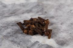 Сухая специя гвоздичного дерева Стоковая Фотография RF