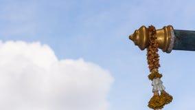 Сухая тайская гирлянда Стоковое Фото