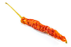 Сухие перцы chili Стоковая Фотография RF