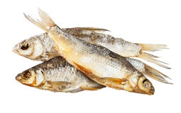 сухие рыбы Стоковая Фотография RF