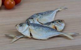 сухие рыбы Стоковые Фото