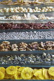сухие семена плодоовощей Стоковые Фотографии RF