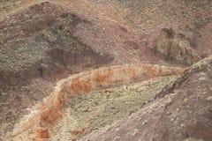 Сухое мытье в Death Valley сверху стоковая фотография rf