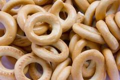 Сухое хлеб-кольцо, sooshka Стоковое Изображение