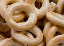 Сухое хлеб-кольцо, sooshka Стоковые Фото