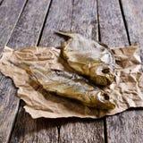 Сухой лещ рыб Стоковое Изображение RF