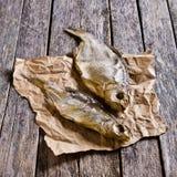 Сухой лещ рыб Стоковые Фотографии RF