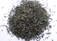 Сухой зеленый чай Стоковое Изображение