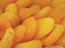 сухой персик Стоковая Фотография RF