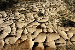 сухой расстегай грязи Стоковые Фотографии RF