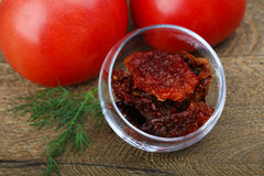 сухой томат Стоковое Фото