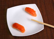 суши еды Стоковые Изображения