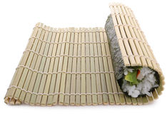 суши завальцовки maki стоковое фото