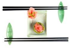 суши имбиря Стоковое Фото