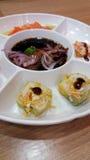 Суши и ceviche Стоковое фото RF