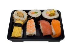 суши коробки Стоковое Фото