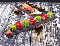 Суши на Стоковое Фото