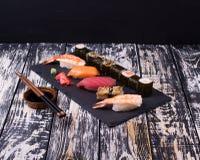 Суши на Стоковая Фотография RF