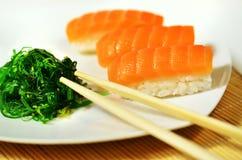 суши плиты Стоковое Фото