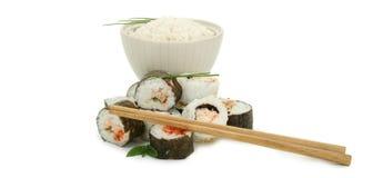 суши риса стоковая фотография rf